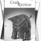 Craft Review 1987 - 1991